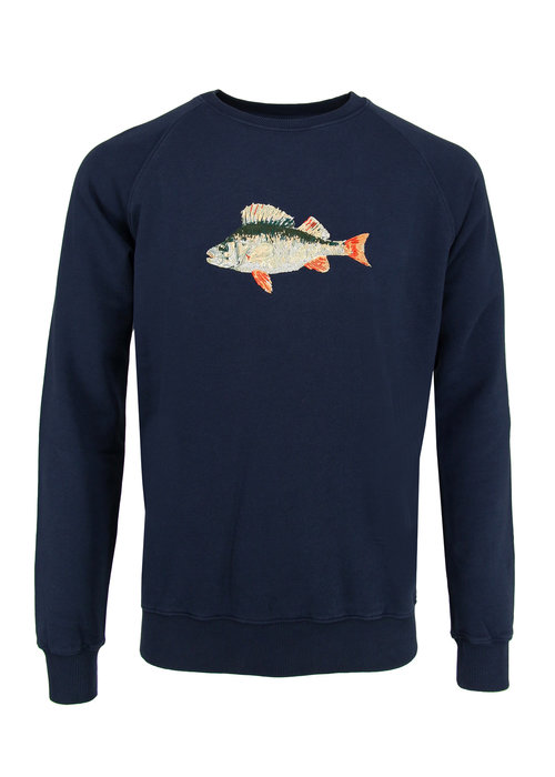 Forét Forét Bait Sweater Navy