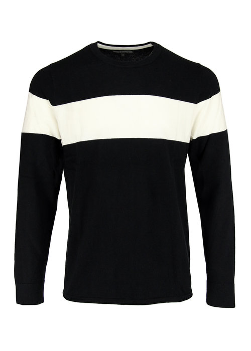 Drykorn Drykorn Pullover Black/White