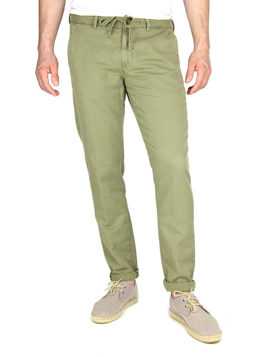 Four.Ten Industry Four.Ten Chino T9066 Regular Olive