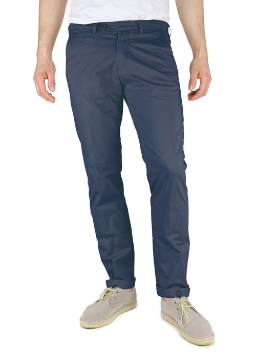 Four.Ten Industry Four.ten Chino T9083 Slim Navy