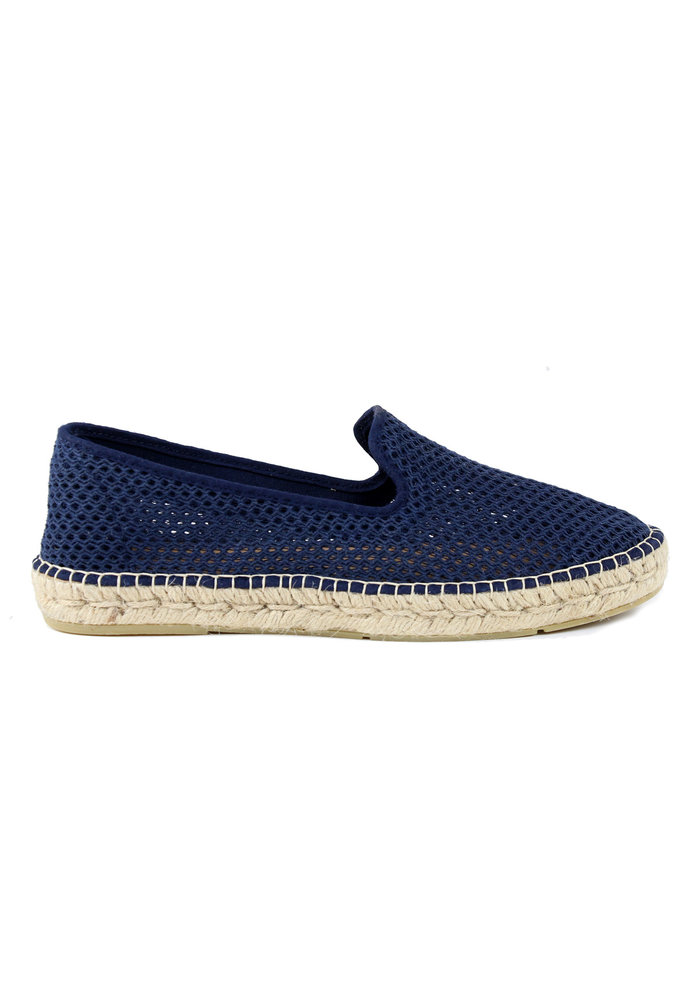 Espadrij L'original Loafer Mesh Navy