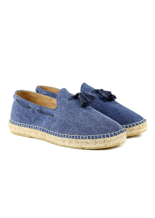 Espadrij L'originale Espadrij L'originale Loafer Louis Navy