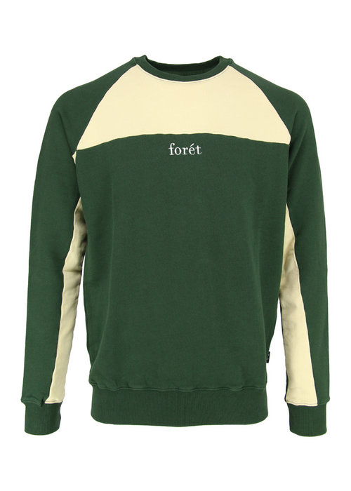 Forét Forét Sweater Drift Dark Green