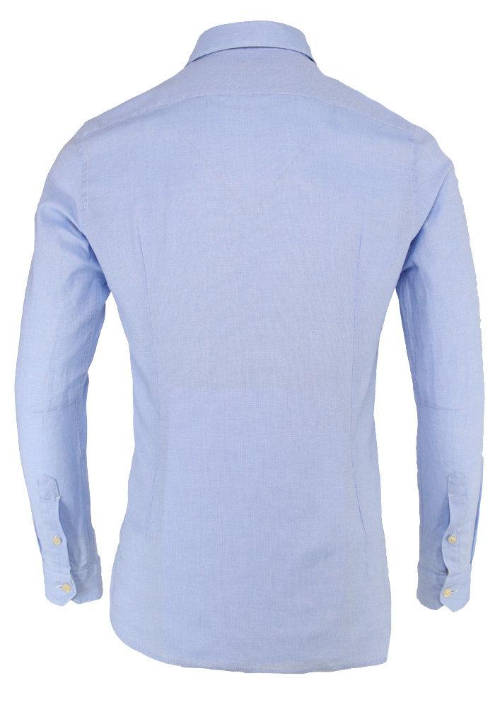 Tintoria Mattei Shirt Oxford Light Blue