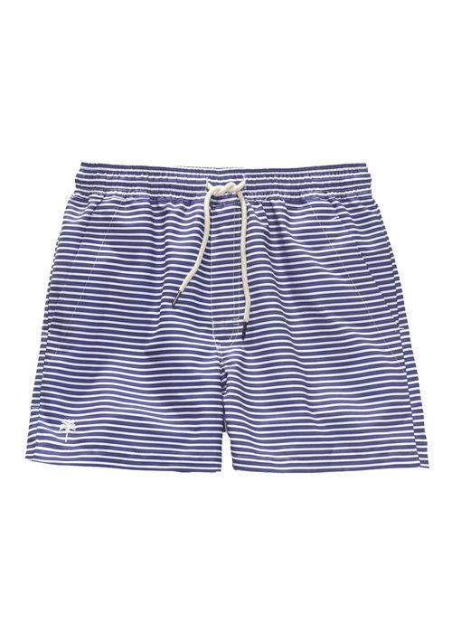 OAS OAS Swim Short Busy Blue