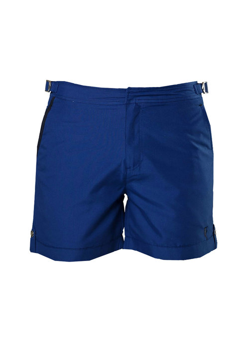 Sanwin Beachwear Sanwin Beachwear Zwembroek Tampa Solid Navy