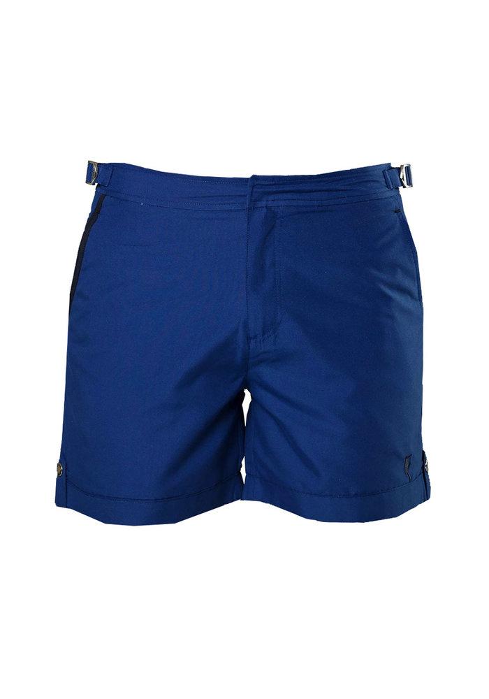 Sanwin Beachwear Zwembroek Tampa Solid Navy