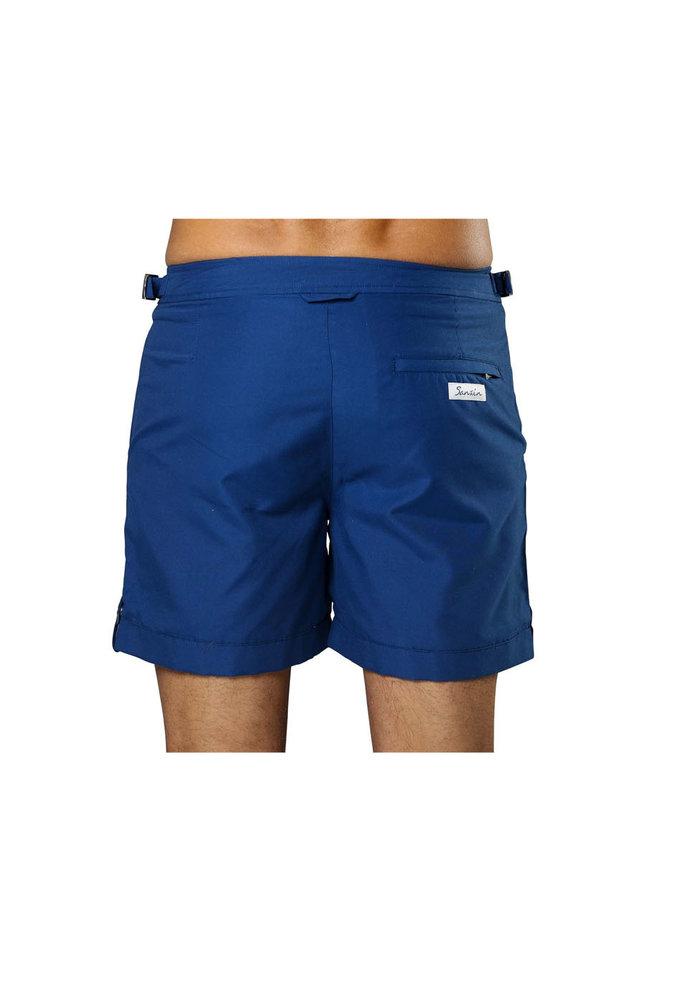 Sanwin Beachwear Swim Shorts Tampa Solid Navy