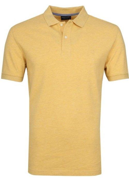 Profuomo Profuomo Polo Mustard
