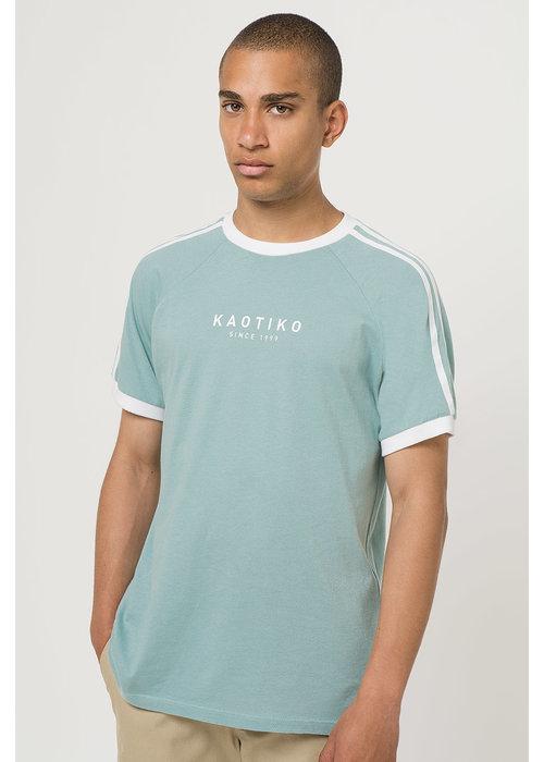 Kaotiko Kaotiko T-shirt Hank Mint