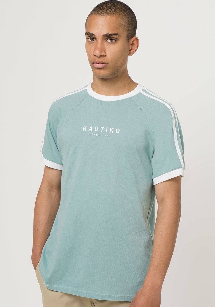 Kaotiko T-shirt Hank Mint