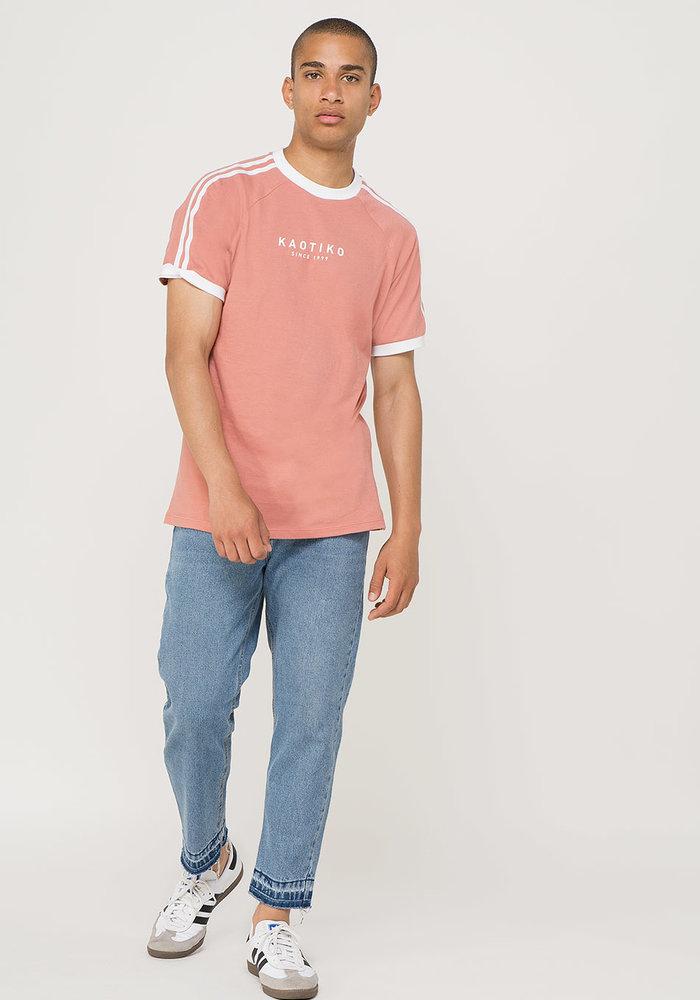 Kaotiko T-Shirt Hank Salmon