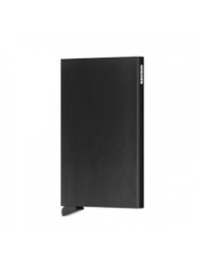 Secrid Cardprotector Brushed Black