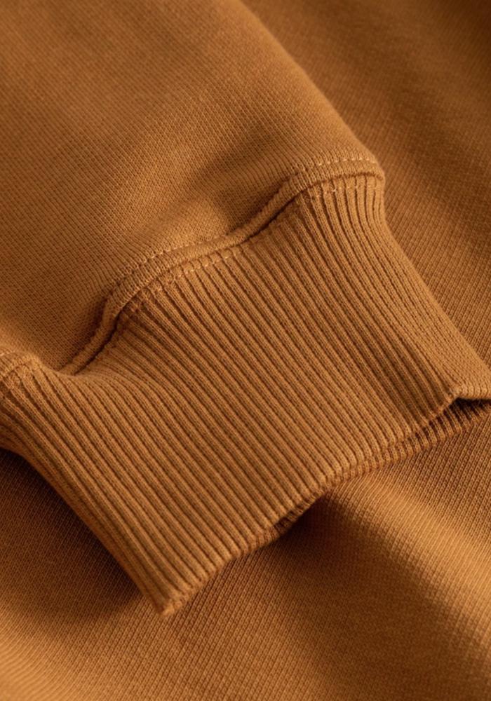 Forét Track Sweatshirt Tan