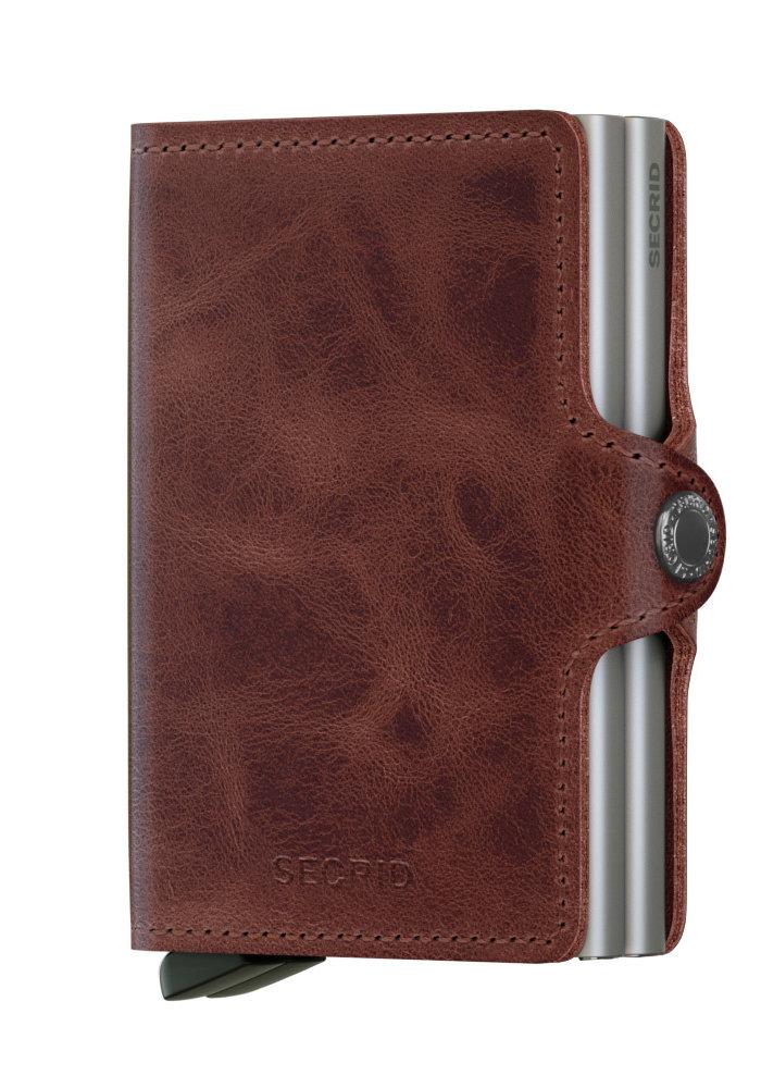 Secrid Twinwallet  Vintage Brown