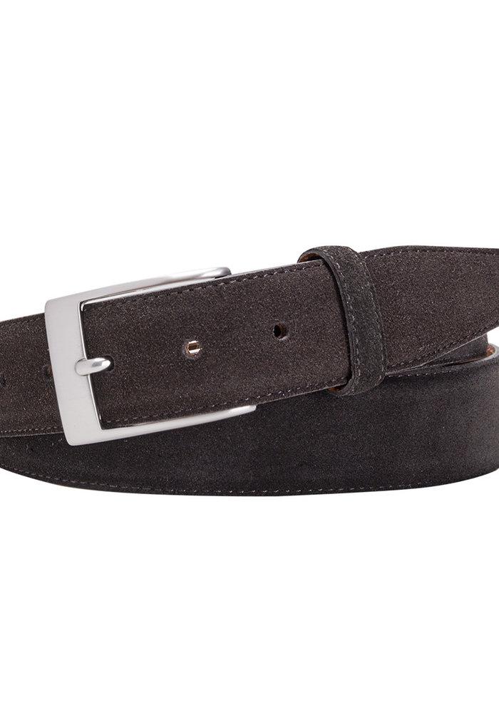 Profuomo Belt Suède Brown