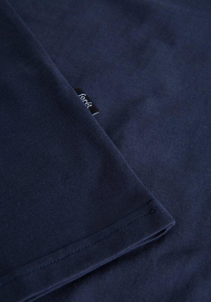 Forët Slope T-Shirt Midnight Blue