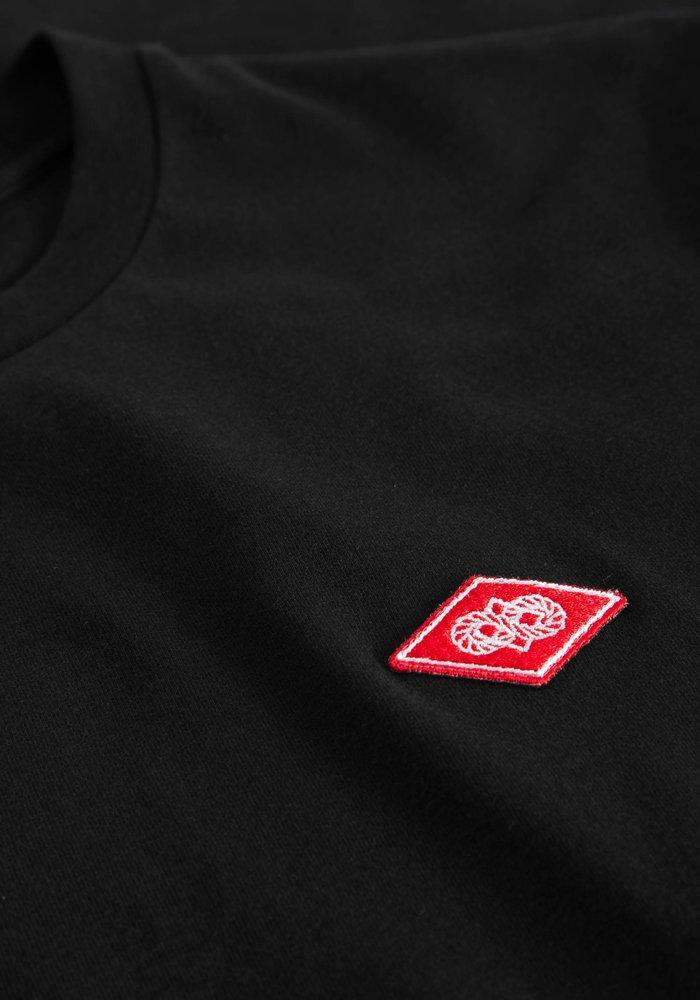 Forët Hawk T-Shirt Black