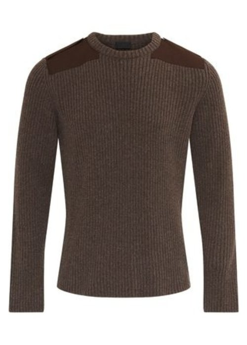 Goosecraft Goosecraft Chunky Pullover Brown