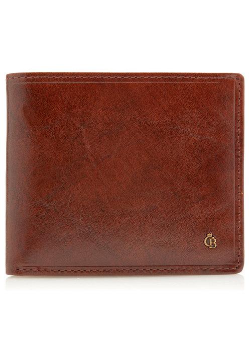 Castelijn & Beerens Castelijn & Beerens 62 4287 CO Billfold 6 pasjes RFID Cognac