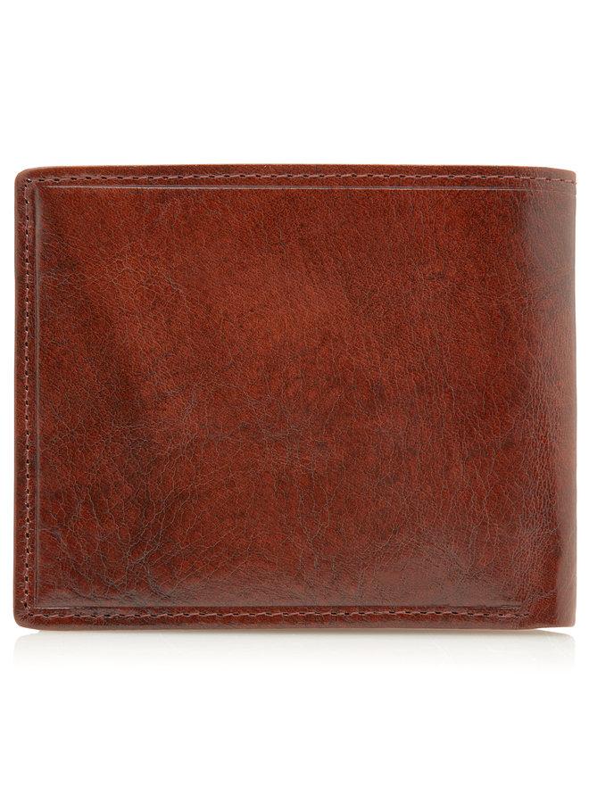 Castelijn & Beerens 62 4287 CO Billfold 6 pasjes RFID Cognac
