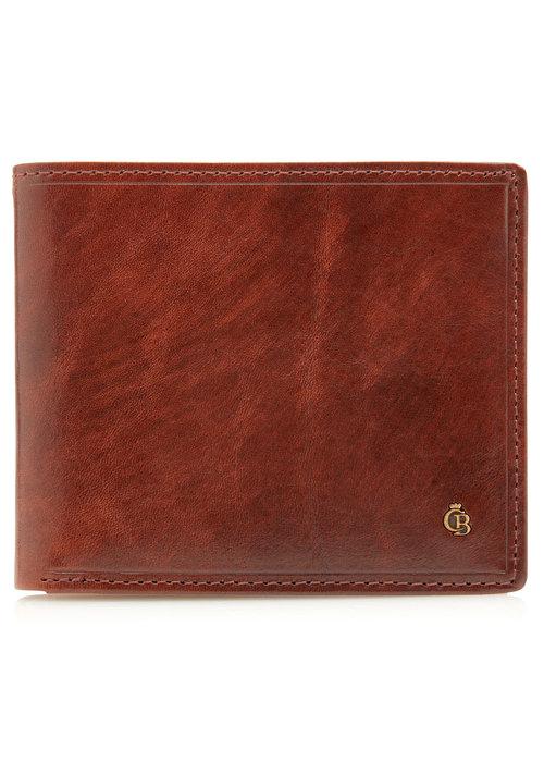 Castelijn & Beerens Castelijn & Beerens 62 4195 CO Billfold 7 pasjes RFID Cognac