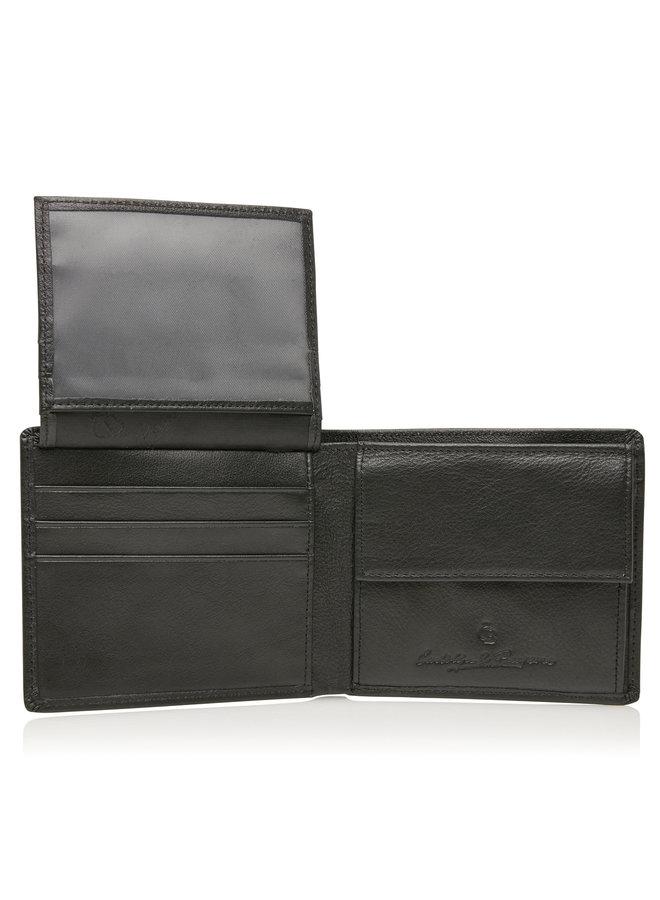 Castelijn & Beerens 67 4191 ZW Billfold 7 Pasjes RFID Zwart