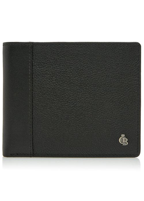Castelijn & Beerens Castelijn & Beerens 69 4288 ZW Portemonnee 8 Pasjes RFID Zwart
