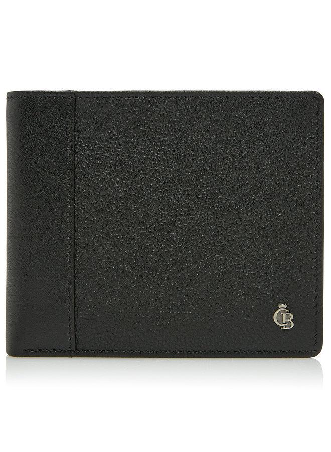 Castelijn & Beerens 69 4288 ZW Portemonnee 8 Pasjes RFID Zwart