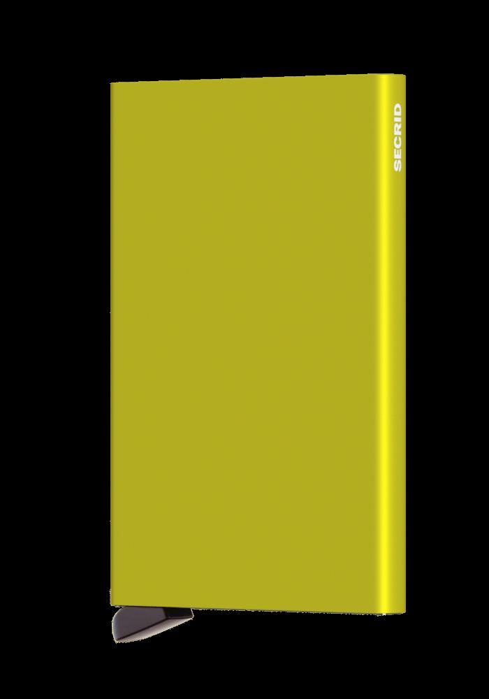 Secrid Cardprotector Lime