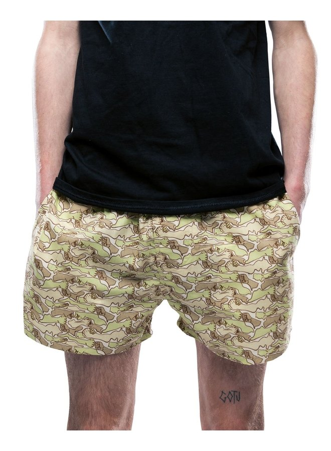 Pockies Boxershort Mouflage