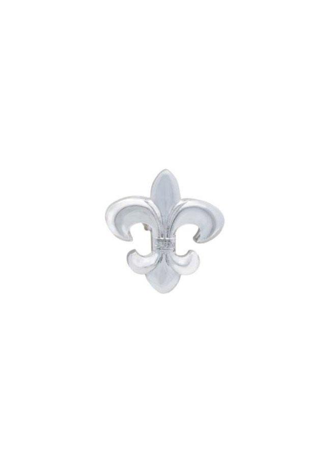 Les Deux Frères Badge Fleur de Lys AEPPP010