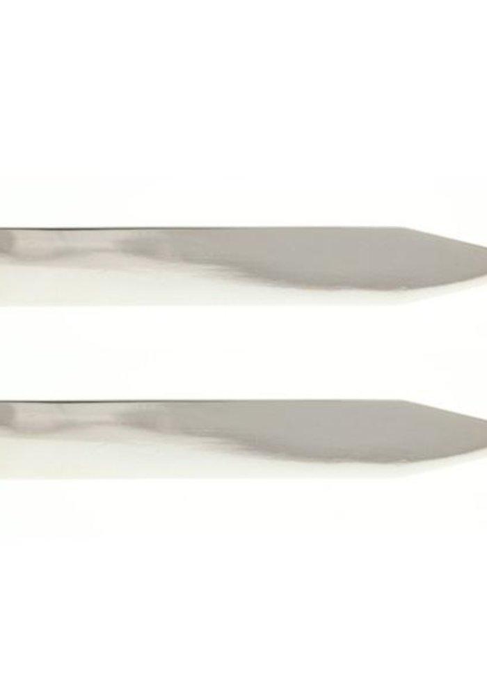 Les Deux Frères Collar Stay Solid Silver 60mm AEPCS003