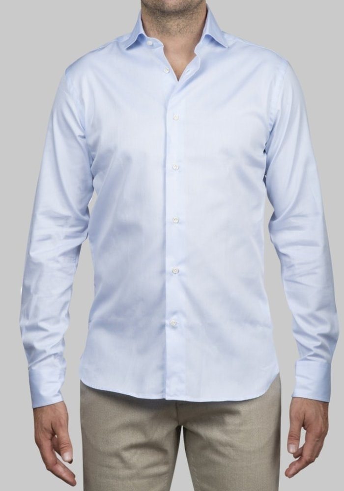 Shirt Lavendi Tomasso Light Blue