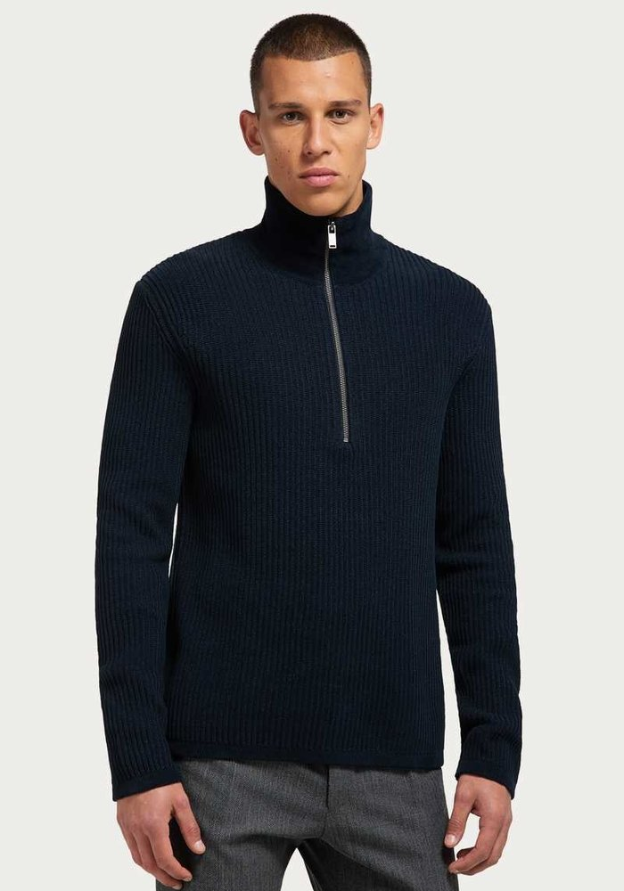 Drykorn Knitwear Said Navy