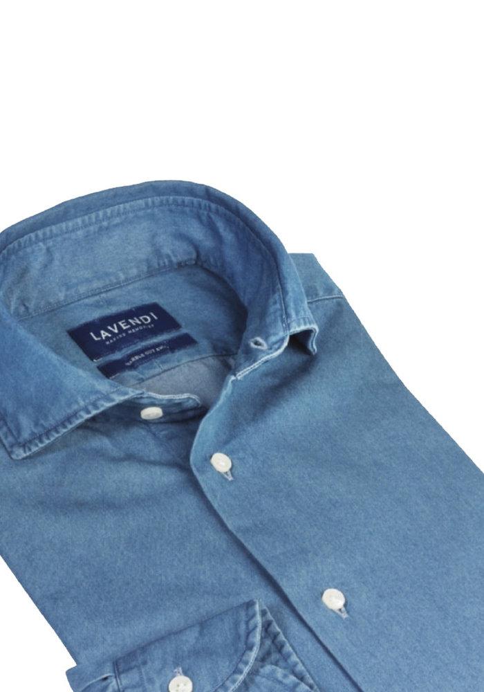 Shirt Lavendi Luigi Indigo Denim