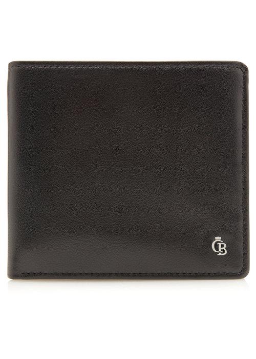 Castelijn & Beerens Castelijn & Beerens 67 4282 Zwart Billfold 4 Pasjes RFID