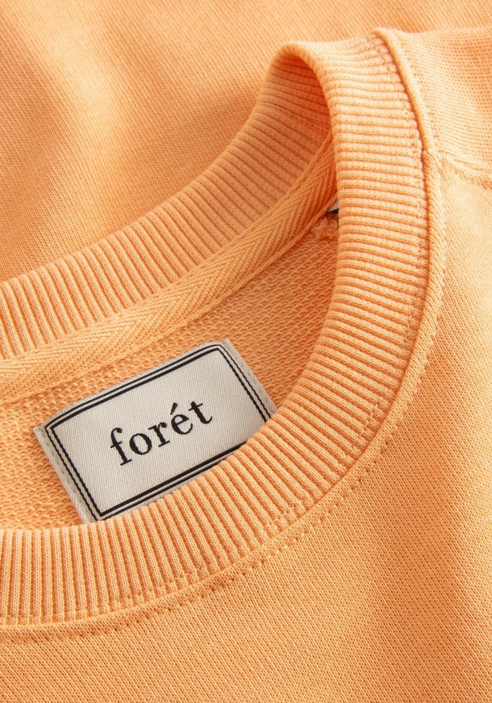Forét Float Sweatshirt Peach