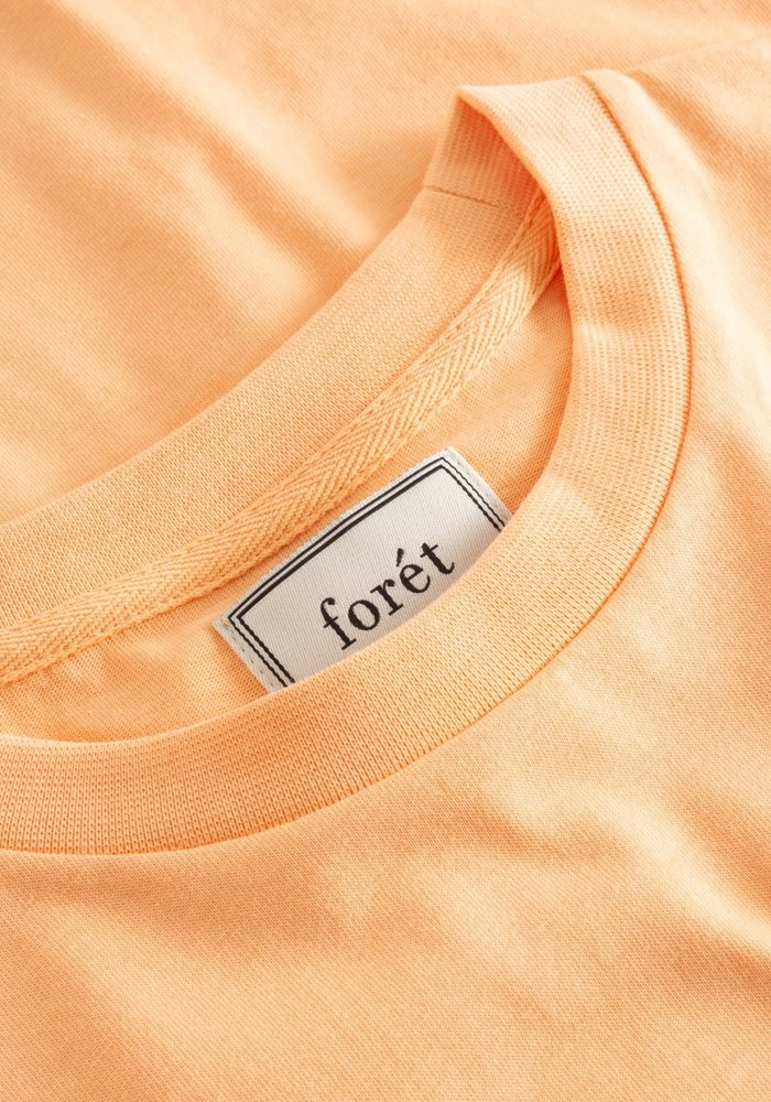Forét Oak T-Shirt Peach