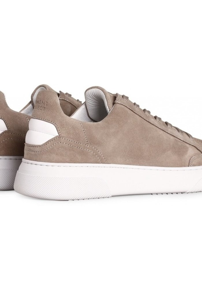 Garment Project Sneaker Off Court Earth Suede