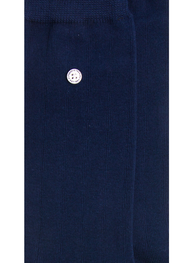 Alfredo Gonzales Socks Pencil Classic Dark Navy