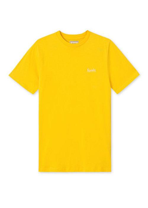 Forét Forét T-Shirt Air Yellow