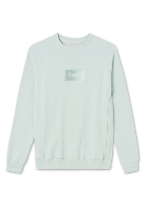 Forét Forét Float Sweatshirt Teal