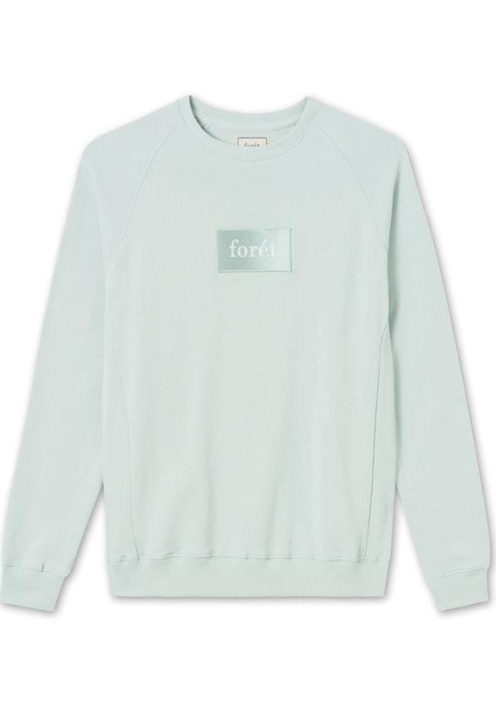 Forét Float Sweatshirt Teal