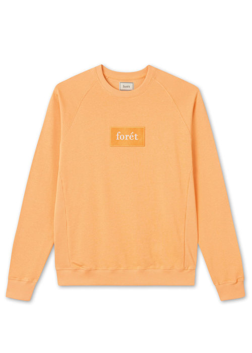 Forét Forét Float Sweatshirt Peach