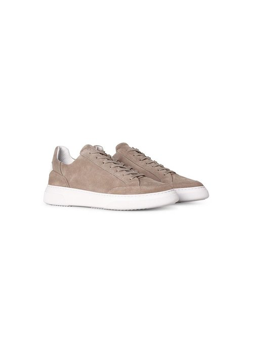 Garment Project Garment Project Sneaker Off Court Earth Suede