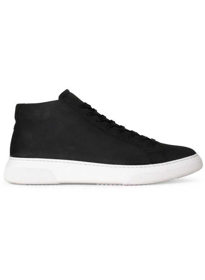 Garment Project Sneaker Typ Mid Navy Nubuck