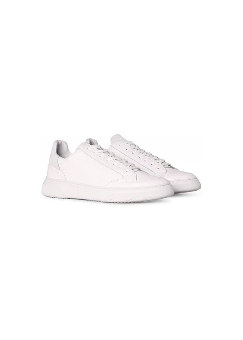 Garment Project Garment Project Sneaker Off Court White Suede