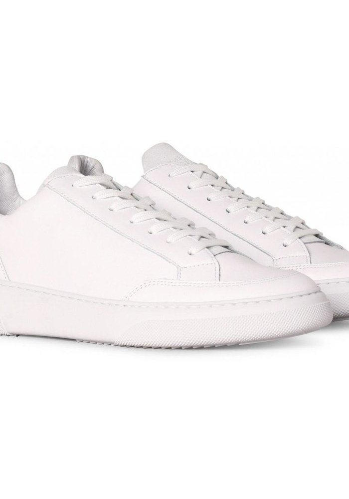 Garment Project Sneaker Off Court White Suede