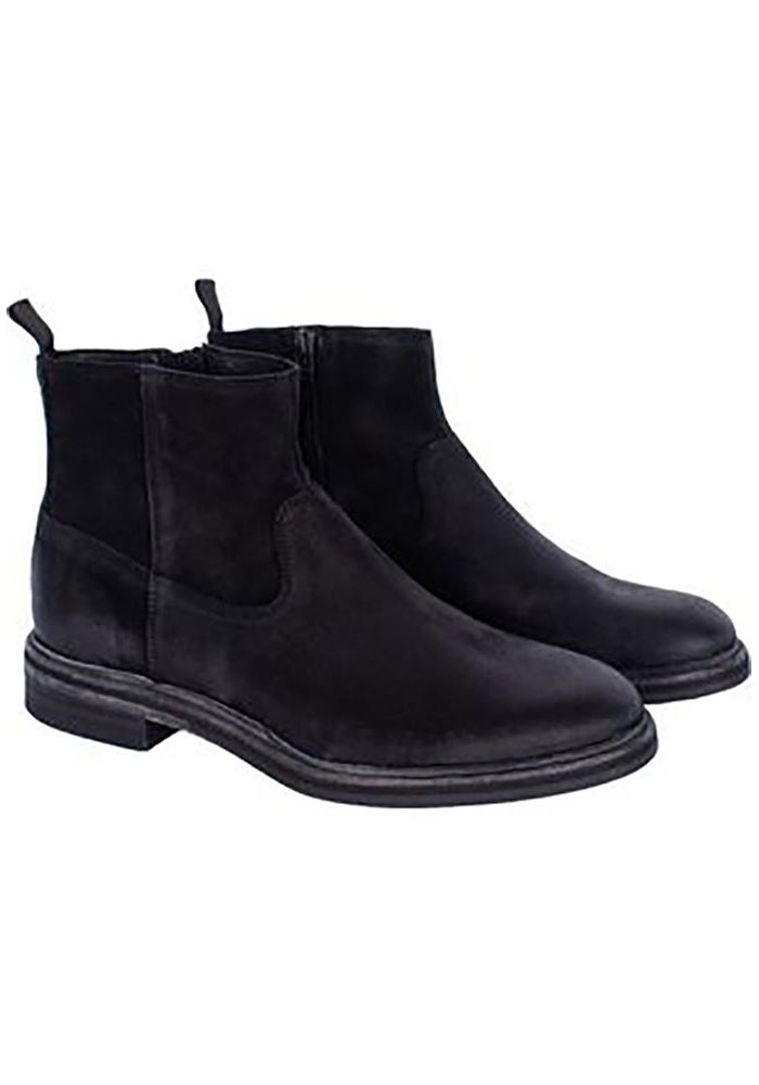 Goosecraft Chet Zipper Boot Black